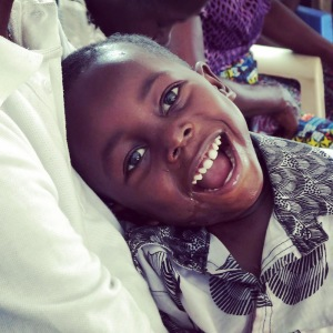Meet Kwame, a five year old boy with Cerebral Palsy who needs a wheelchair.